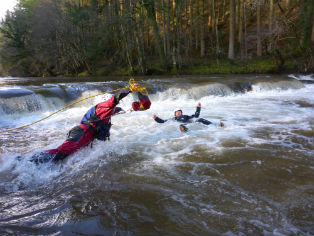 Water Rescue & Safety